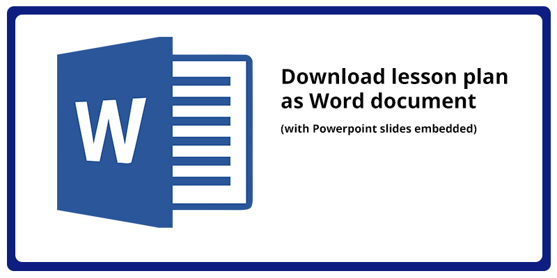Download resource as Word document